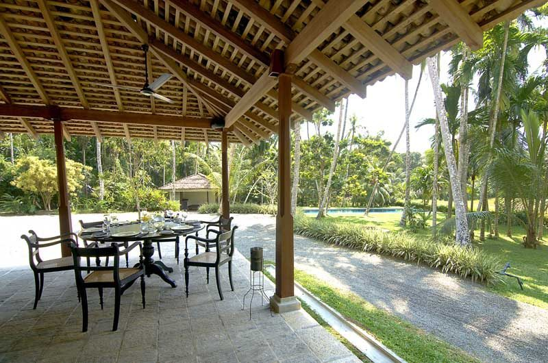 Ivory House Dining Area | Galle, Sri Lanka