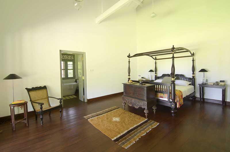 Ivory House Master Bedroom | Galle, Sri Lanka