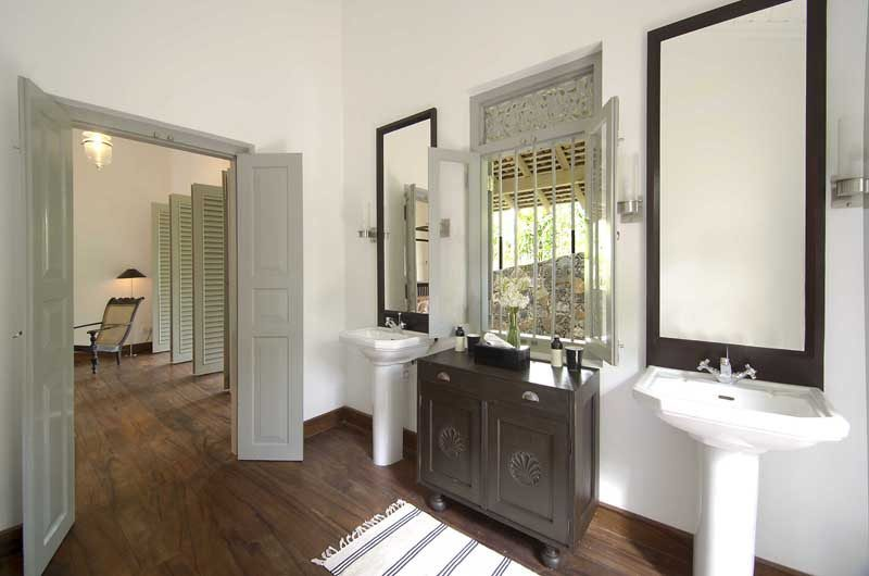 Ivory House Guest Bathroom | Galle, Sri Lanka