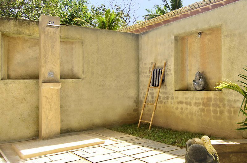 Kumara Outdoor Bathroom | Weligama, Sri Lanka