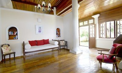 Pointe Sud Living Area | Mirissa, Sri Lanka
