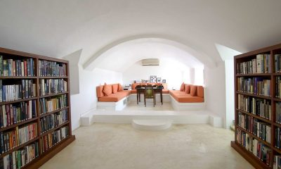 Pointe Sud Indoor Lounge | Mirissa, Sri Lanka