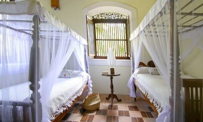 Pointe Sud Twin Bedroom | Mirissa, Sri Lanka