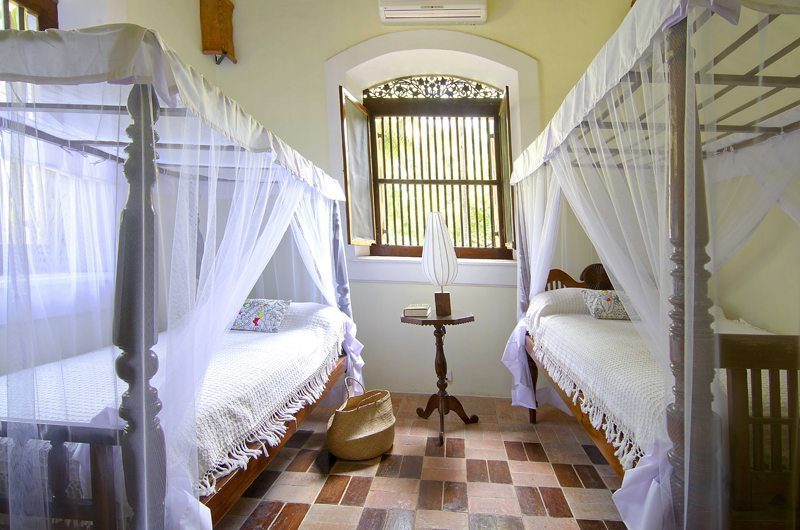 Pointe Sud Twin Bedroom | Mirissa, Sri Lanka