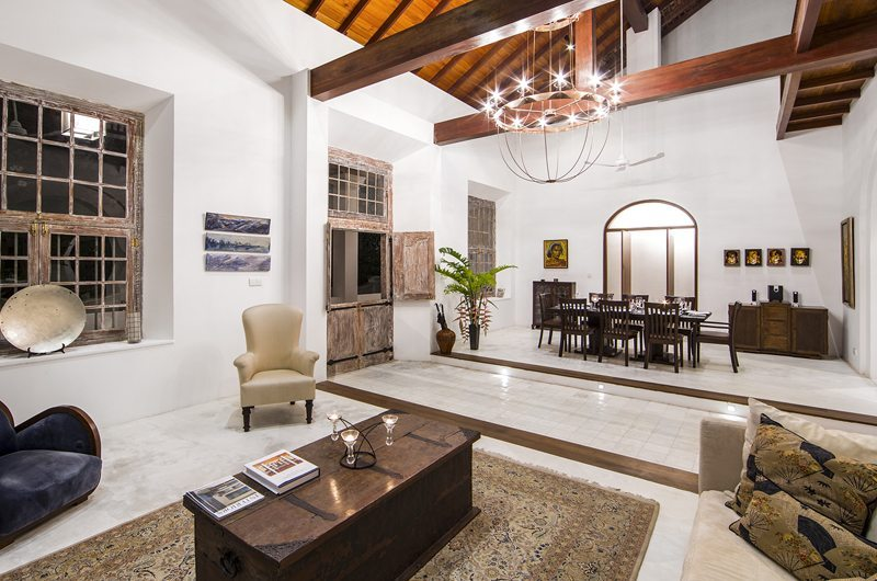 Villa 5 Middle St Living And Dining Pavilion | Galle, Sri Lanka