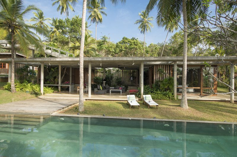 Walatta House Garden And Pool | Tangalla, Sri Lanka