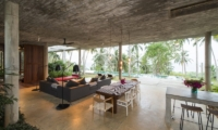 Walatta House Living And Dining Area | Tangalla, Sri Lanka