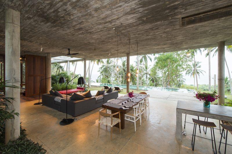 Walatta House Living And Dining Area