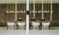 Villa 1880 Open Plan Dining Area | Batubelig, Bali