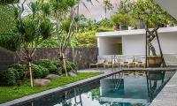 Villa 1880 Pool and Garden Area | Batubelig, Bali