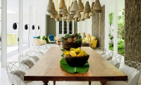 Villa 1880 Dining Table | Batubelig, Bali