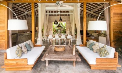 Villa Little Mannao Living And Dining Area | Kerobokan, Bali