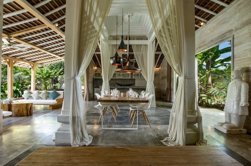 Villa Little Mannao Family Dining Area | Kerobokan, Bali