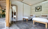 Villa Little Mannao Twin Bedroom Area | Kerobokan, Bali