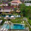 Villa Mannao Outdoor View | Kerobokan, Bali