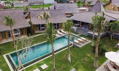 Villa Mannao Bird's Eye View | Kerobokan, Bali