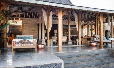 Villa Mannao Open Plan Living And Dining Room | Kerobokan, Bali