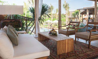 Villa Mannao Open Plan Living Area | Kerobokan, Bali