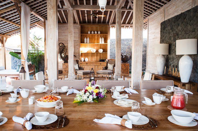 Villa Mannao Dining Room | Kerobokan, Bali
