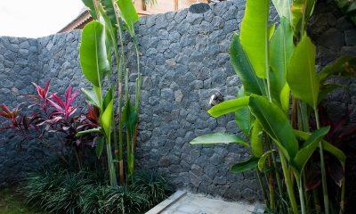 Villa Mannao Outdoor Bathroom | Kerobokan, Bali