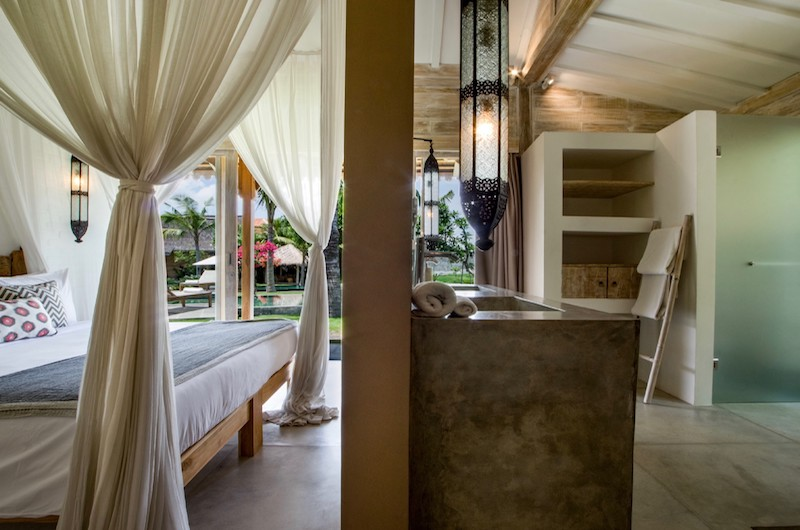 Villa Mannao Bedroom with Enclosed Bathroom | Kerobokan, Bali