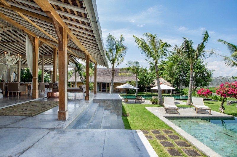 Villa Mannao Sun Decks Area | Kerobokan, Bali