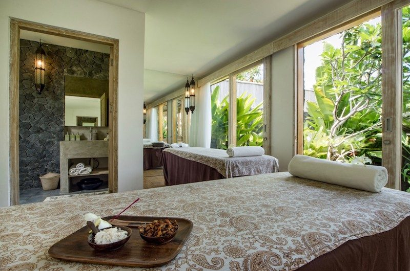 Villa Mannao Massage Area | Kerobokan, Bali