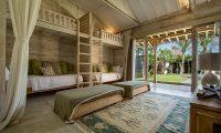Villa Mannao Bunk Beds Area | Kerobokan, Bali