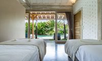 Villa Mannao Estate Twin Bedroom with Pool View | Kerobokan, Bali