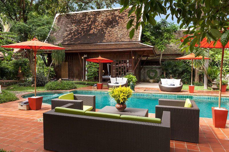 Chiang Mai Luxury Villa Ta Chang Villa Lounge | Chang Wat, Chiang Mai