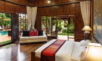 Chiang Mai Luxury Villa Ta Chang Villa Bedroom with Seating | Chang Wat, Chiang Mai