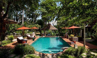 Chiang Mai Luxury Villa Ta Chang Villa Pool Area | Chang Wat, Chiang Mai