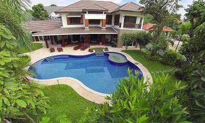 Lanna Karuehaad Villa Bird's Eye View | Chiang Mai, Thailand