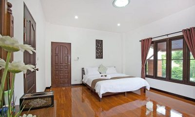 Lanna Karuehaad Villa Guest Bedroom Four | Chiang Mai, Thailand