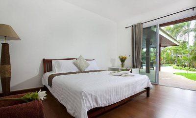 Lanna Karuehaad Villa Guest Bedroom Two | Chiang Mai, Thailand