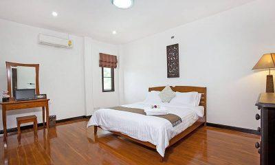 Lanna Karuehaad Villa Guest Bedroom | Chiang Mai, Thailand