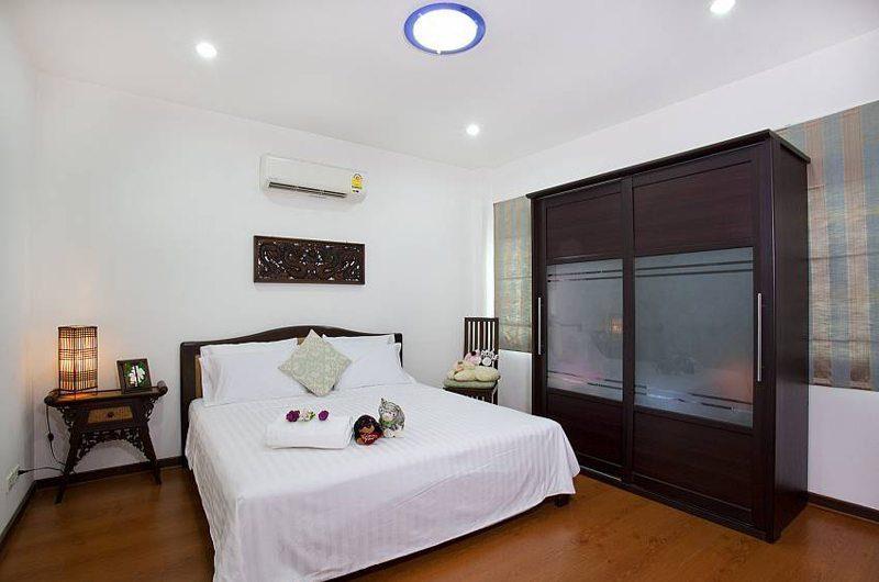 Lanna Karuehaad Villa Master Bedroom | Chiang Mai, Thailand