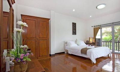 Lanna Karuehaad Villa Bedroom | Chiang Mai, Thailand