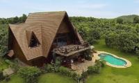 Villa Doi Luang Reserve Bird's Eye View   Chiang Mai, Thailand