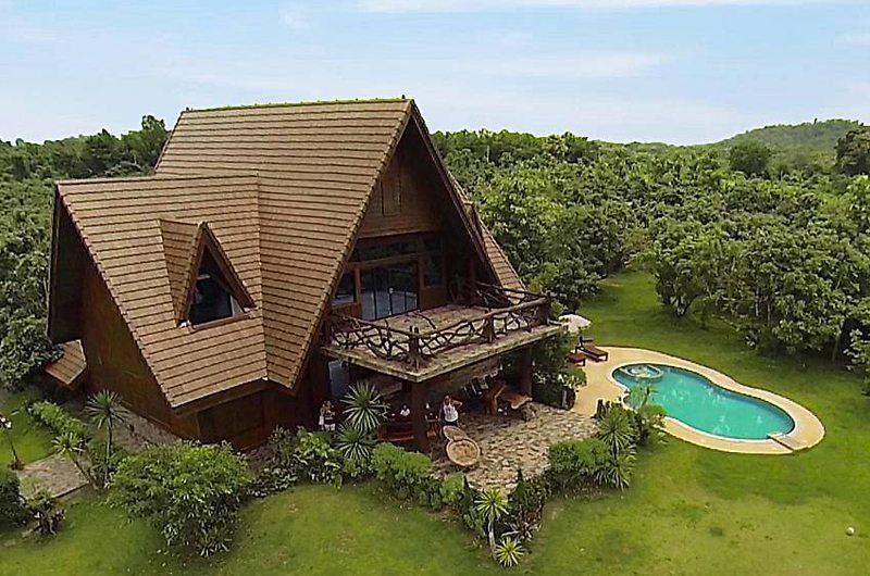 Villa Doi Luang Reserve Bird's Eye View | Chiang Mai, Thailand
