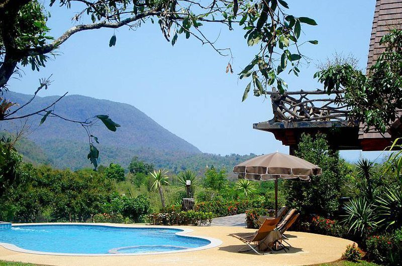 Villa Doi Luang Reserve Pool Side | Chiang Mai, Thailand
