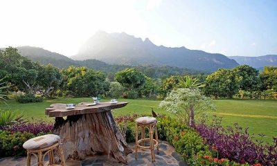 Villa Doi Luang Reserve Outdoor View | Chiang Mai, Thailand
