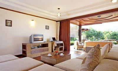 Villa Doi Luang Reserve Living Area | Chiang Mai, Thailand