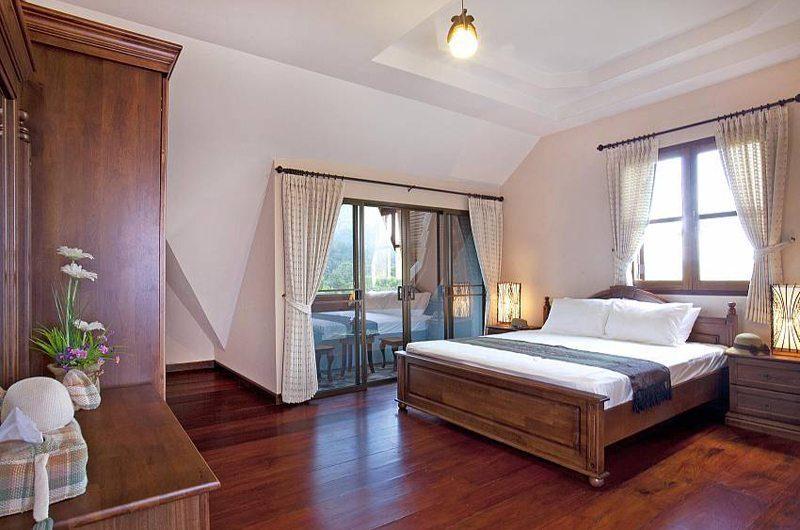 Villa Doi Luang Reserve Guest Bedroom Four | Chiang Mai, Thailand