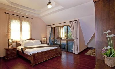 Villa Doi Luang Reserve Guest Bedroom Three | Chiang Mai, Thailand