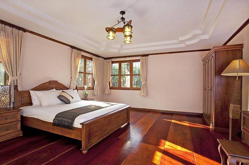 Villa Doi Luang Reserve Guest Bedroom | Chiang Mai, Thailand