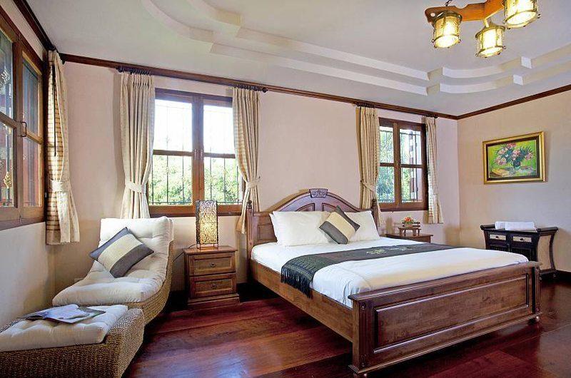 Villa Doi Luang Reserve Bedroom Two | Chiang Mai, Thailand