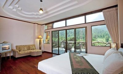 Villa Doi Luang Reserve Bedroom One | Chiang Mai, Thailand