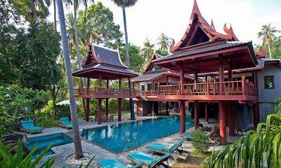 Laemset Lodge 6B Swimming Pool | Koh Samui, Thailand