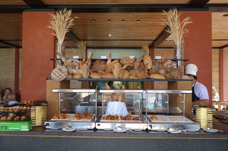 Amilla Fushi Buffet Breakfast